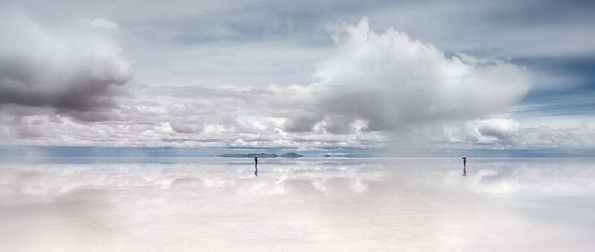 Salar de Uyuni - The Word's Largest Mirror