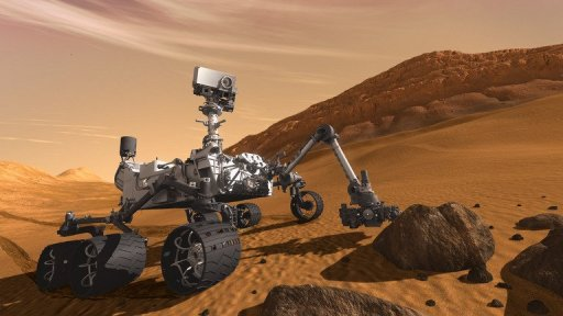 Curiosity nears The Red Planet